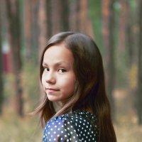 Лиза. :: Екатерина Цзян