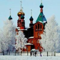 Церковь :: Надежда Ульченко