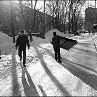 Shadows :: Valery Titievsky