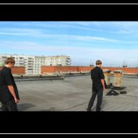 Панорама на крыше :: Alex Larionov