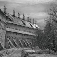 Иосифо-волоцкий монастырь :: Evgeniy Vejnik