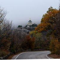 Поздняя осень в Форосе :: Марина Дегтярева