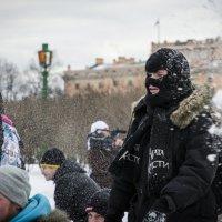 Snowbattle :: Виталий Апальков