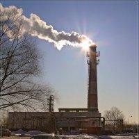 Солнечная энергия :: Андрей Дворников