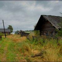 Вот моя деревня. :: Виталий Внимательный.