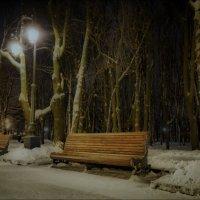 Тихий зимний вечер :: Татьяна Кретова