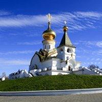 Храм Серафима Саровского. Хабаровск :: Сергей Плотников