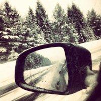 В дороге :: Настасья Матвеева