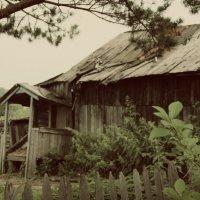 дом с привидениями :: Елена Клыкова