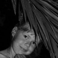 Детство :: Анжелика Сидорович