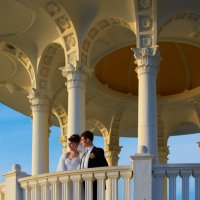 Свадьба Андрея и Марии :: Аркадий Ямаец