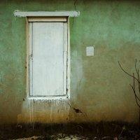 Белая дверь :: Александр Константинов