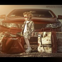 модница :: Ирина Качалова