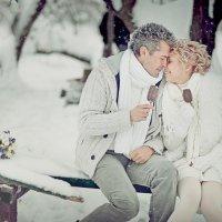 волшебная зима :: Ирина Качалова