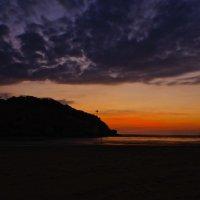 Закат на Шри-Ланке :: Виталий Балан
