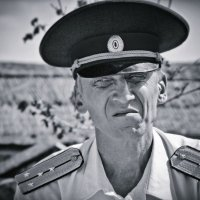 Мент - это вам не полицейский... :: Андрей Антонов