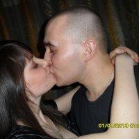 страстный поцелуй :: анастасия максимова