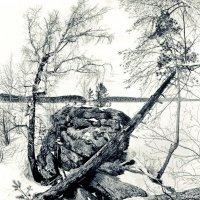 Зимний пейзаж :: Антон Летов