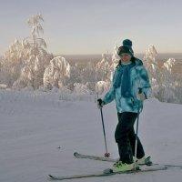 Привет с горы крестовой! :: Наталья Григорьева