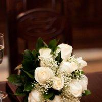 белые розы :: Юлия Пекарская