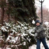 Снежки :: Марго =)