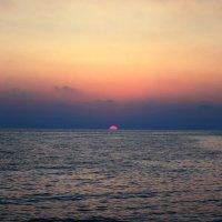 солнечное падение :: Валерия Скиба