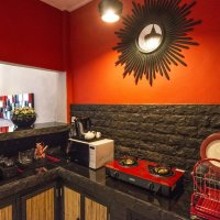 кухня виллы Blac&Red :: Александр