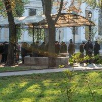 Вечный пост Одессы :: Сергей Волков