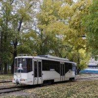 Трамвайчик :: Sergey Kuznetcov