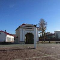 Тобольские ворота :: раиса Орловская