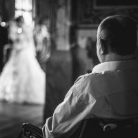 Венчание Виктора и Юлии :: Нина Трушкова