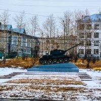 Танчик :: Дмитрий Юферов