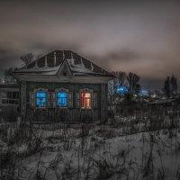 Ночь... Деревня... Тишина :: Светлана Лиханова