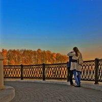 Осенняя любовь :: Игорь Зорин