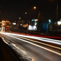 ночной город :: Александр Титов