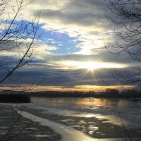 Река Селенга :: Аркадий Тейбеш