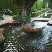 В парках  Альхамбры :: Анастасия Богатова