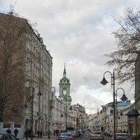 На Пятницкой.. :: Владимир Питерский