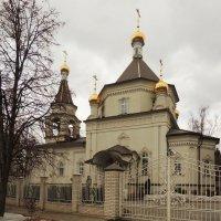 Церковь Преображения Господня. :: Александр Качалин