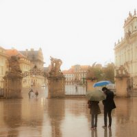 Дождик,дождик.... :: Евгений Якубсон