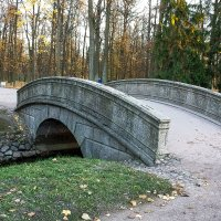 Мраморный мостик. :: Александр Лейкум