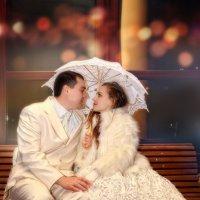 Деревянная свадьба - 5 лет :: Юлия Клименко