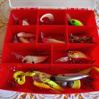 Дежурный набор рыболова-спиннингиста :: Sudachok 65