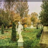 Нимфы в гор.саду :: Сергей Шруба