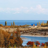 Иссык-Куль :: Марат Данилов