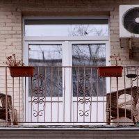 Балконы Москвы :: Елена Гаврилова lega