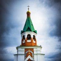 Церковь Троицы Живоначальной :: julia israphilova