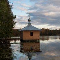 Купальня Введенского островного монастыря :: Марина Напылова