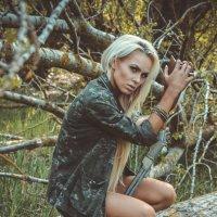 Красота - страшная сила :: Olga Berngard