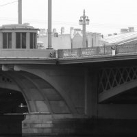 Опора моста :: Владимир Федоров